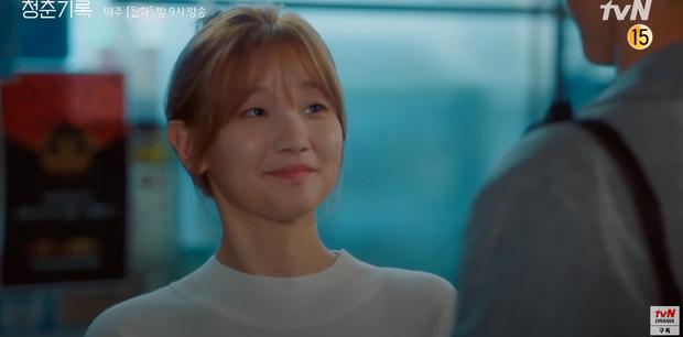Record of Youth tập 6 vẫn nhạt thếch trừ màn chốt đơn lia lịa bằng môi của Park Bo Gum - Ảnh 4.