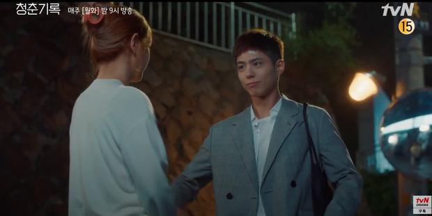Record of Youth tập 6 vẫn nhạt thếch trừ màn chốt đơn lia lịa bằng môi của Park Bo Gum - Ảnh 3.