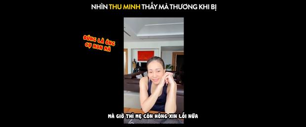 Thu Minh bị chồng và con trai nhắc nhở khi đang phiêu trên livestream, dân mạng dấy lên tranh cãi - Ảnh 9.