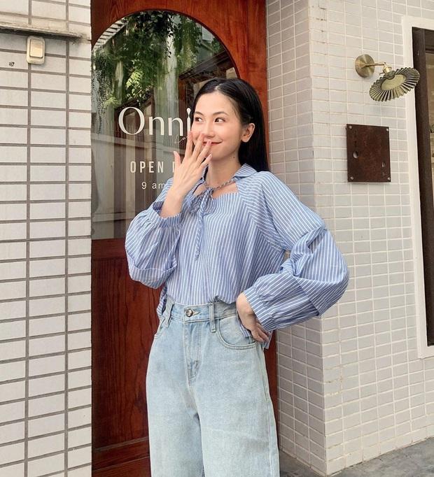 """6 kiểu áo blouse đáng sắm thu này, diện lên cô gái nào cũng có thêm vài phần """"chanh sả"""" - Ảnh 15."""