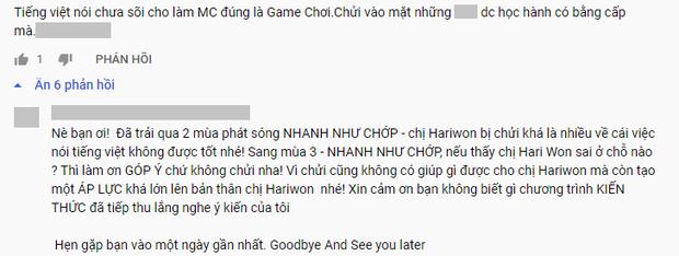 Nhanh Như Chớp trở lại, Hari Won tiếp tục bị để ý về khả năng đọc câu hỏi bằng tiếng Việt - Ảnh 4.