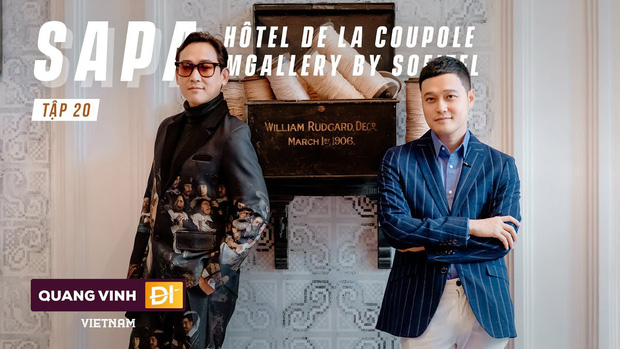 Đến Sapa nhưng chỉ mải mê đi... shopping, Hứa Vĩ Văn và Quang Vinh rinh về toàn quần áo thổ cẩm - Ảnh 1.