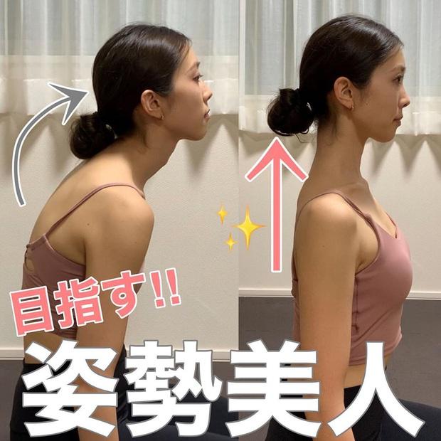 Huấn luyện viên người Nhật hướng dẫn 6 bài tập trị đau mỏi vai gáy, cải thiện chứng gù lưng hiệu quả - Ảnh 3.