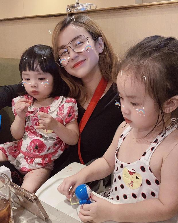 Vợ cũ Hoài Lâm đăng ảnh đi du lịch cùng con gái, dân tình hú hồn vì nhìn vòng 2 lùm lùm như mang thai lần 3 - Ảnh 3.