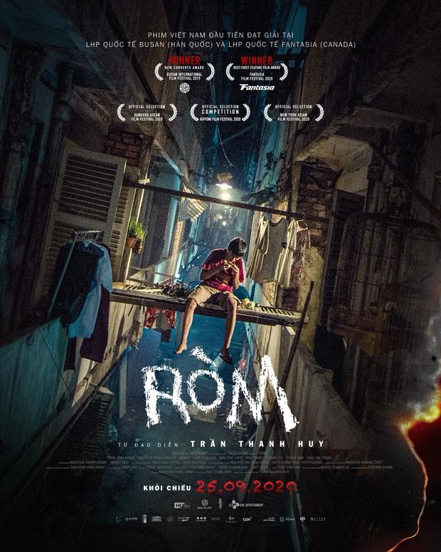 RÒM: Bi kịch xóm nghèo phá vỡ mọi chuẩn mực điện ảnh, xứng đáng hai chữ tự hào của phim Việt - Ảnh 13.
