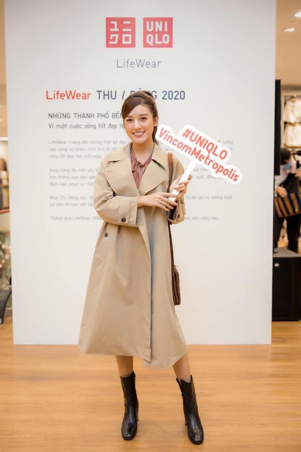 Mẫn Tiên công khai đi cùng bạn trai, Miss Au Ngọc Anh và dàn KOL tụ hội tại buổi ra mắt cửa hàng UNIQLO thứ 2 tại Hà Nội - Ảnh 11.