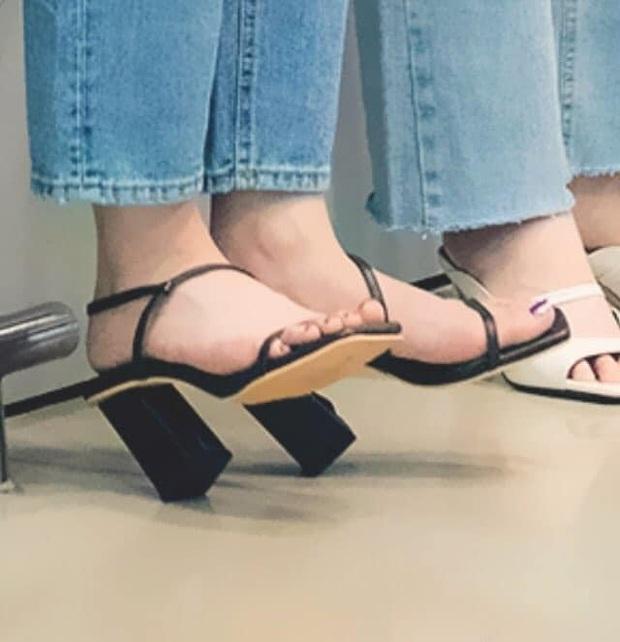 """Hội idol Hàn toàn """"thánh đi giày cao gót"""": Ai cũng đỉnh cao nhưng có một mỹ nam khiến các chị em phải dạt ra hết - Ảnh 2."""