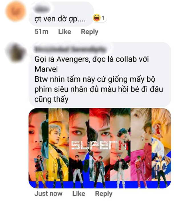 Màn kết hợp của năm: SuperM bắt tay Marvel thành lập đội Avengers của Kpop? - Ảnh 4.