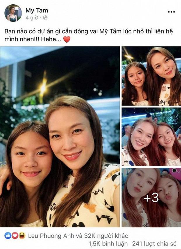 Dàn cháu gái cực phẩm của sao Việt: Lan Ngọc - Ngọc Trinh khoe toàn tiểu mỹ nhân, nhà Trang Nhung có tới 2 thí sinh Hoa hậu - Ảnh 13.