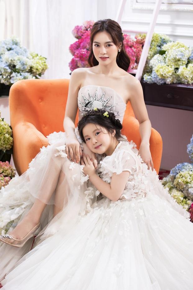 Dàn cháu gái cực phẩm của sao Việt: Lan Ngọc - Ngọc Trinh khoe toàn tiểu mỹ nhân, nhà Trang Nhung có tới 2 thí sinh Hoa hậu - Ảnh 4.