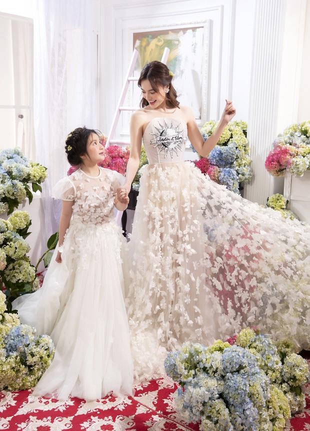 Dàn cháu gái cực phẩm của sao Việt: Lan Ngọc - Ngọc Trinh khoe toàn tiểu mỹ nhân, nhà Trang Nhung có tới 2 thí sinh Hoa hậu - Ảnh 2.