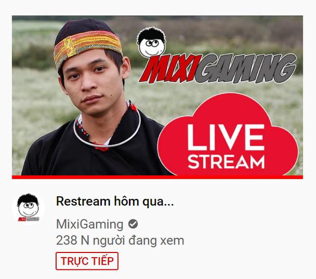Sau nhiều lùm xùm đáng quên, kênh YouTube Độ Mixi chính thức cán mốc 4 triệu subcriber - Ảnh 1.