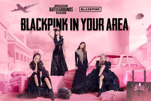 PUBG Mobile tiết lộ sự kiện cùng BLACKPINK, game thủ sẽ nhận được album có chữ ký tay của các idol - Ảnh 1.
