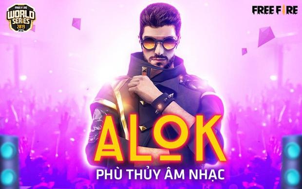 Sau Alok, một DJ lừng danh thế giới sẽ trở thành nhân vật trong game Free Fire - Ảnh 3.