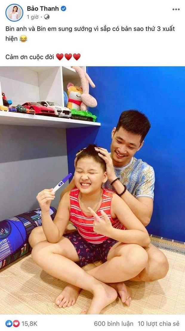 Dàn diễn viên hot nhất Hà Thành hội ngộ mừng sinh nhật Phương Oanh, nhan sắc mẹ bầu Bảo Thanh gây chú ý - Ảnh 3.