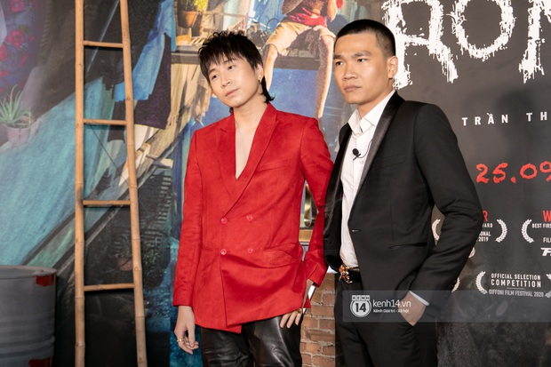 Tưởng đâu G-Dragon mới sang Việt Nam dự công chiếu phim, hoá ra là Karik - Ảnh 1.