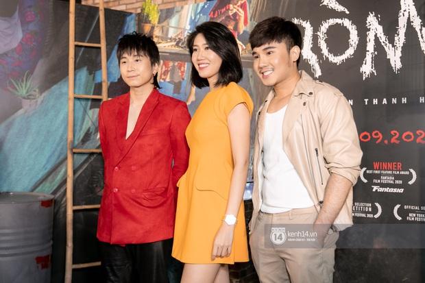 Tưởng đâu G-Dragon mới sang Việt Nam dự công chiếu phim, hoá ra là Karik - Ảnh 2.