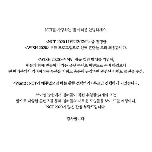 SM đúng là số khổ: Tốn công thuê thầy giáo về dạy fan rồi 2 giờ sáng thao thức tự dẹp loạn do chính mình gây ra với fandom NCT 2020 - Ảnh 6.