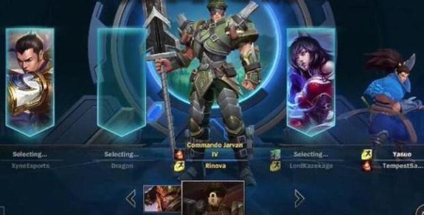 Tranh cãi trước những rò rỉ về gameplay đơn giản của LMHT: Tốc Chiến - Jarvan combo chỉ với một nút, Lee Sin bấm vào mắt là auto hộ thể - Ảnh 2.