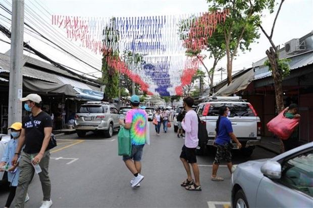Thái Lan dự kiến kéo dài tình trạng khẩn cấp tới cuối tháng 10 - Ảnh 1.