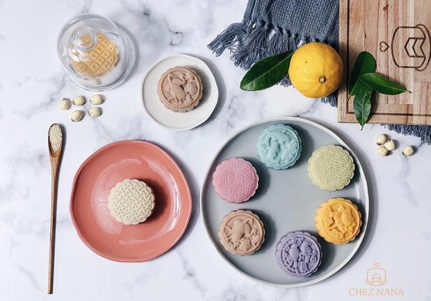 Bóc giá nhanh bánh Trung thu truyền thống của các nước châu Á, bánh Việt Nam tính ra còn rẻ chán - Ảnh 4.