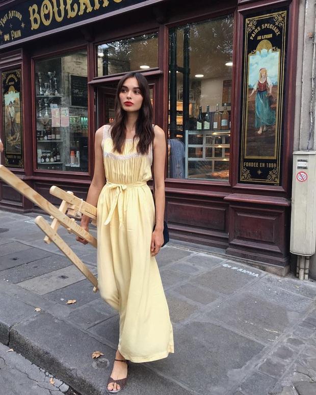 Trời se lạnh mà quẩy váy dáng dài là có style yêu kiều như gái Pháp, điểm sang chảnh tăng ngùn ngụt - Ảnh 8.