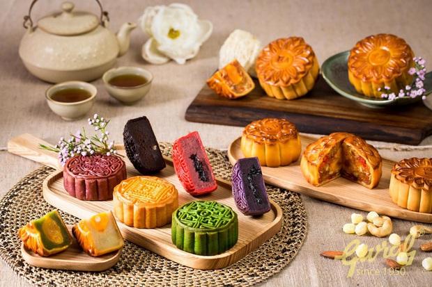 Bóc giá nhanh bánh Trung thu truyền thống của các nước châu Á, bánh Việt Nam tính ra còn rẻ chán - Ảnh 7.