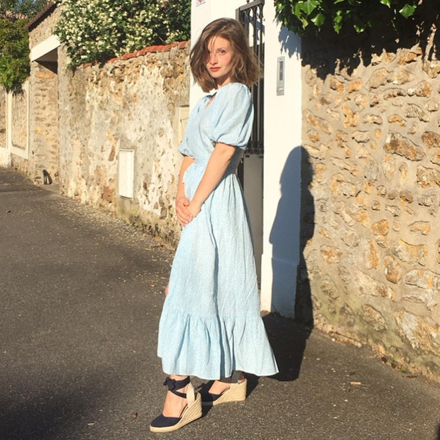 Trời se lạnh mà quẩy váy dáng dài là có style yêu kiều như gái Pháp, điểm sang chảnh tăng ngùn ngụt - Ảnh 10.