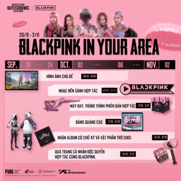 PUBG Mobile tiết lộ sự kiện cùng BLACKPINK, game thủ sẽ nhận được album có chữ ký tay của các idol - Ảnh 2.