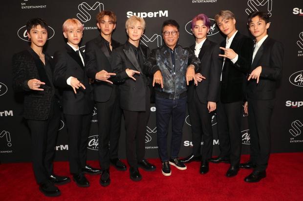 Màn kết hợp của năm: SuperM bắt tay Marvel thành lập đội Avengers của Kpop? - Ảnh 13.