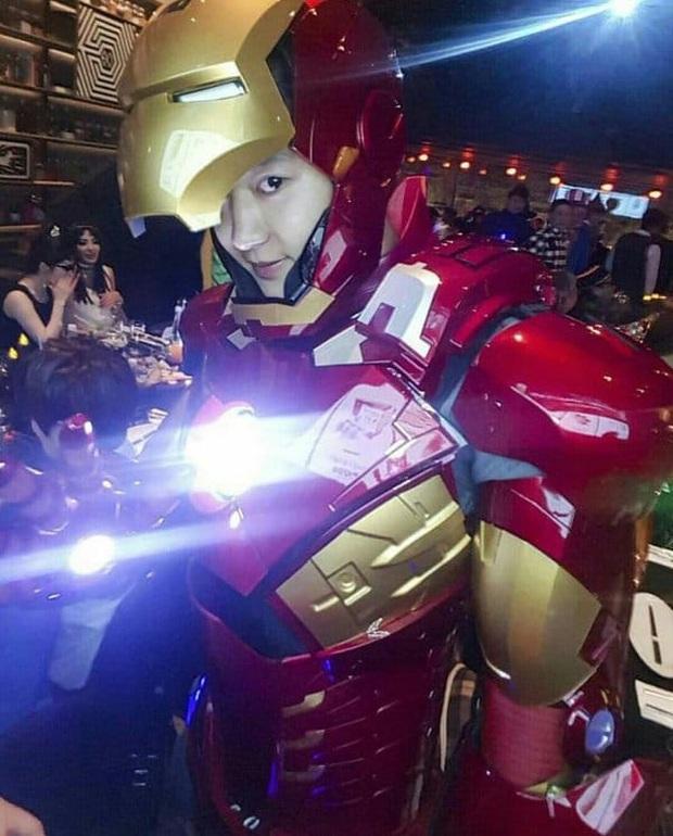 Màn kết hợp của năm: SuperM bắt tay Marvel thành lập đội Avengers của Kpop? - Ảnh 10.