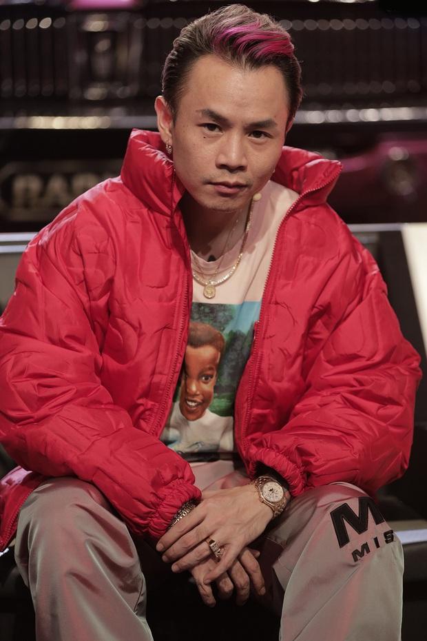 Sau 3 lần chụp ảnh đúng 1 dáng, Binz cuối cùng đã thay đổi trong tập 9 Rap Việt! - Ảnh 4.