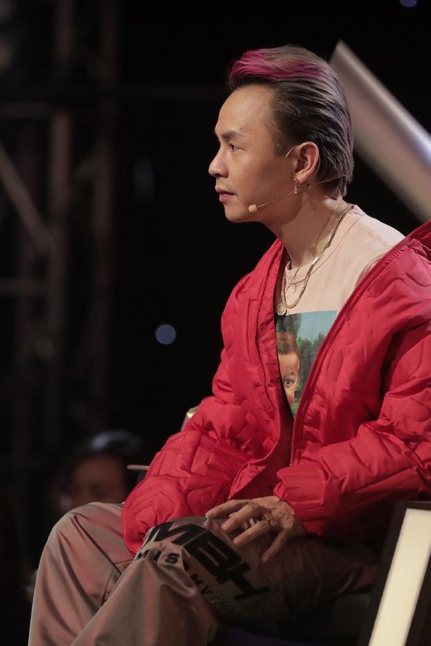 Sau 3 lần chụp ảnh đúng 1 dáng, Binz cuối cùng đã thay đổi trong tập 9 Rap Việt! - Ảnh 5.