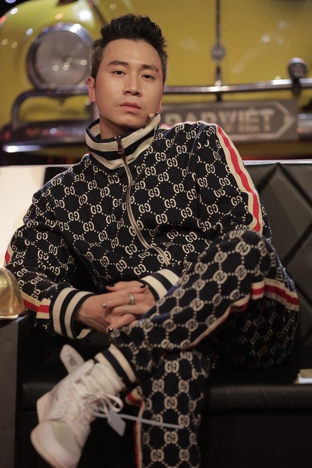 Sau 3 lần chụp ảnh đúng 1 dáng, Binz cuối cùng đã thay đổi trong tập 9 Rap Việt! - Ảnh 9.