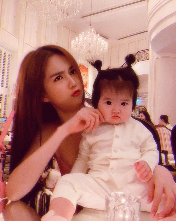 Dàn cháu gái cực phẩm của sao Việt: Lan Ngọc - Ngọc Trinh khoe toàn tiểu mỹ nhân, nhà Trang Nhung có tới 2 thí sinh Hoa hậu - Ảnh 19.