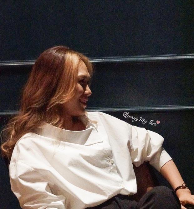 Chị đẹp Mỹ Tâm chơi quá: Đã bắt trend tóc Jennie còn diện cả nhẫn, dây chuyền hàng hiệu giống Lisa - Ảnh 7.