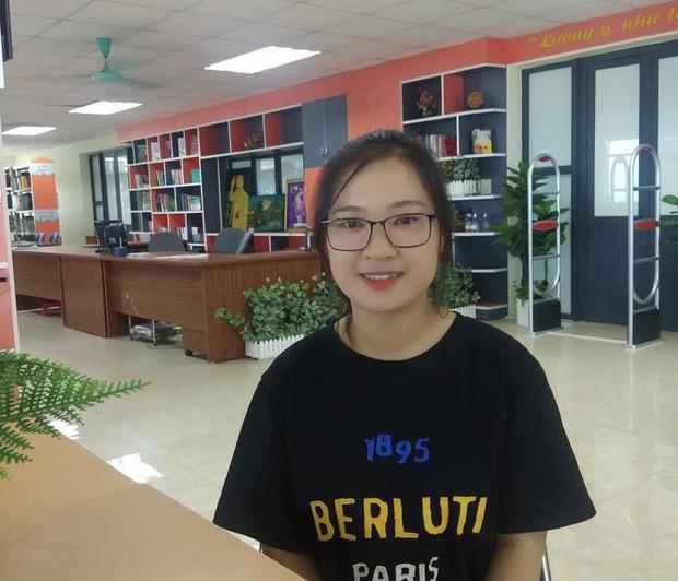 Đạt 27,5 điểm, nữ sinh Phú Thọ từ chối xét tuyển các trường Đại học top đầu, quyết định theo học Cao đẳng Y Dược - Ảnh 1.