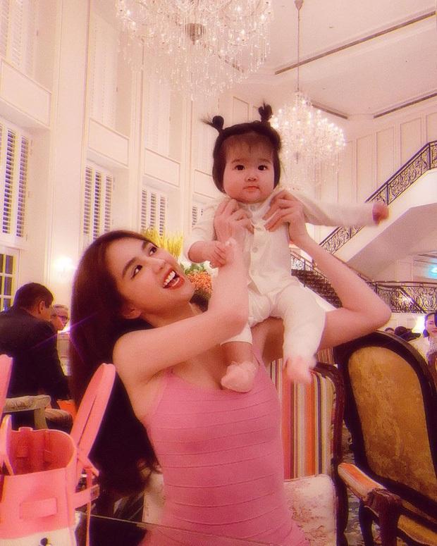 Dàn cháu gái cực phẩm của sao Việt: Lan Ngọc - Ngọc Trinh khoe toàn tiểu mỹ nhân, nhà Trang Nhung có tới 2 thí sinh Hoa hậu - Ảnh 24.