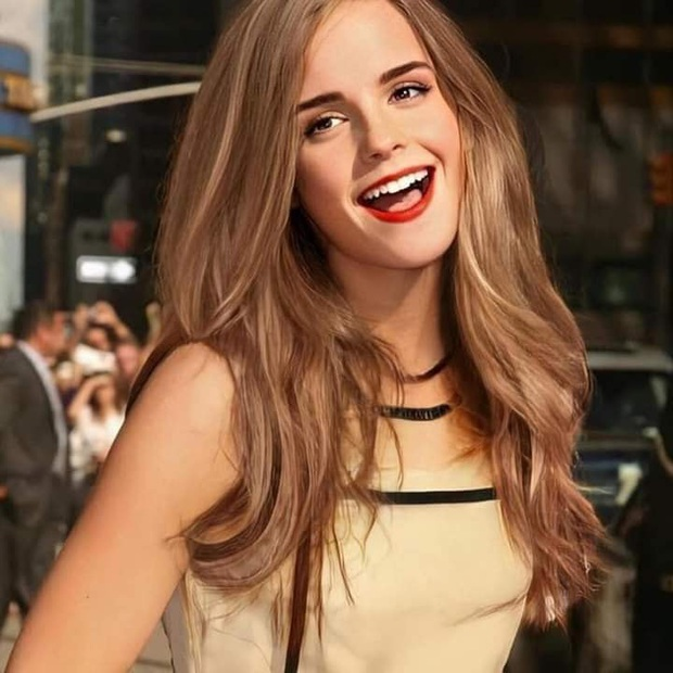 Ảnh 11 năm trước của Emma Watson bất ngờ gây bão MXH: Đúng là đẹp hiếm có, hất tóc nhẹ thôi cũng đủ mệt tim - Ảnh 4.