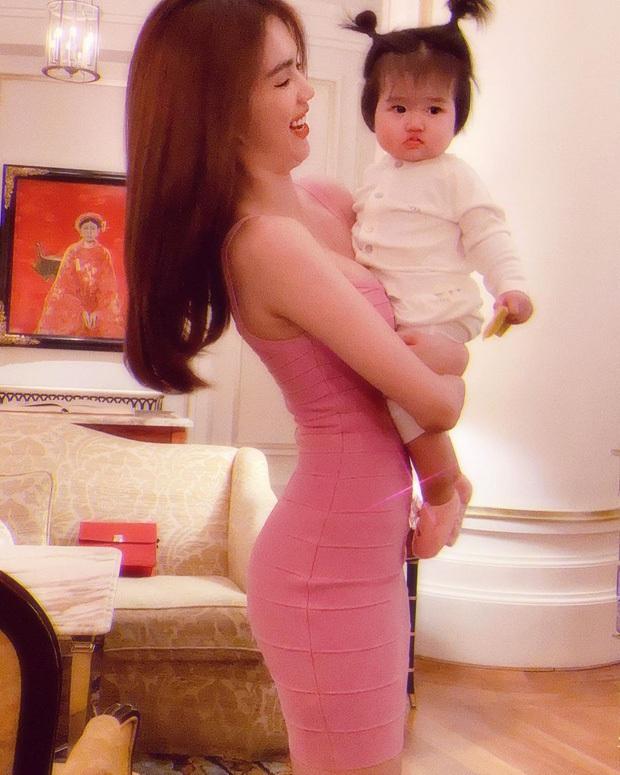 Dàn cháu gái cực phẩm của sao Việt: Lan Ngọc - Ngọc Trinh khoe toàn tiểu mỹ nhân, nhà Trang Nhung có tới 2 thí sinh Hoa hậu - Ảnh 22.