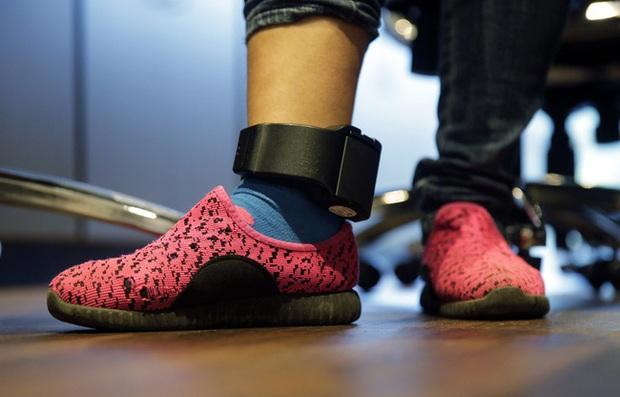 Pháp yêu cầu người phạm tội bạo hành gia đình đeo vòng chân theo dõi - Ảnh 1.