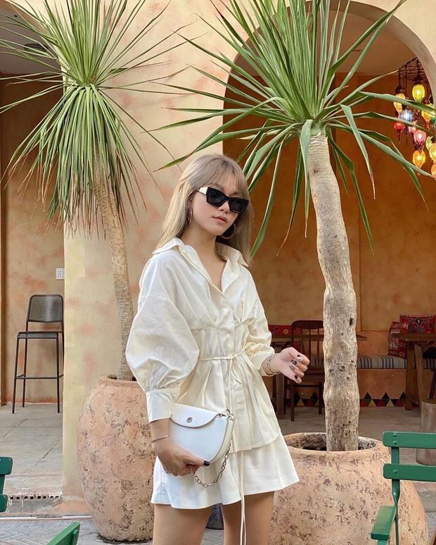 Sắm blouse trắng tiểu thư chanh sả rồi găm đủ 3 bí kíp mix đồ thì bạn sẽ thăng hạng phong cách ngay - Ảnh 12.