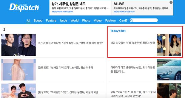 Choi Soo Jong lên top 1 Dispatch chỉ nhờ khoe ảnh bên con gái, nhan sắc ái nữ nhà tài tử Mối Tình Đầu khiến fan dậy sóng - Ảnh 4.