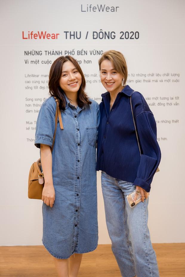 Mẫn Tiên công khai đi cùng bạn trai, Miss Au Ngọc Anh và dàn KOL tụ hội tại buổi ra mắt cửa hàng UNIQLO thứ 2 tại Hà Nội - Ảnh 8.