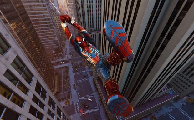 Spider Man sẽ không được nâng cấp miễn phí trên PS5 - Ảnh 4.