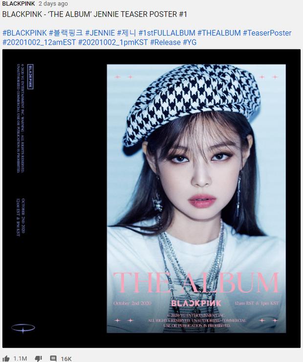 Đọ teaser cá nhân của BLACKPINK: Jennie nắm trùm lượt thích còn Jisoo thoát cảnh đội sổ, vị trí bét bảng thuộc về ai? - Ảnh 27.