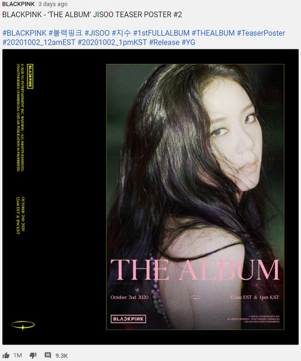 Đọ teaser cá nhân của BLACKPINK: Jennie nắm trùm lượt thích còn Jisoo thoát cảnh đội sổ, vị trí bét bảng thuộc về ai? - Ảnh 31.