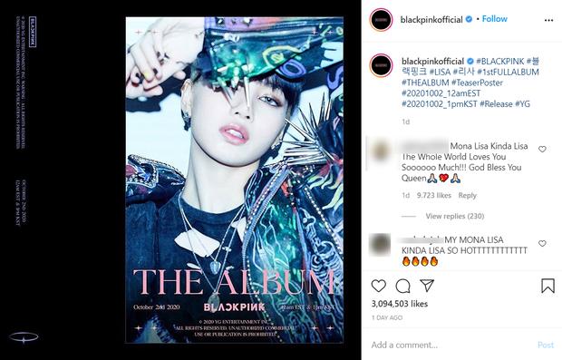 Đọ teaser cá nhân của BLACKPINK: Jennie nắm trùm lượt thích còn Jisoo thoát cảnh đội sổ, vị trí bét bảng thuộc về ai? - Ảnh 12.