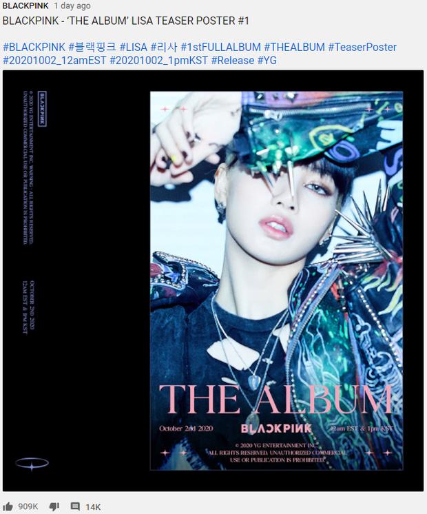 Đọ teaser cá nhân của BLACKPINK: Jennie nắm trùm lượt thích còn Jisoo thoát cảnh đội sổ, vị trí bét bảng thuộc về ai? - Ảnh 28.
