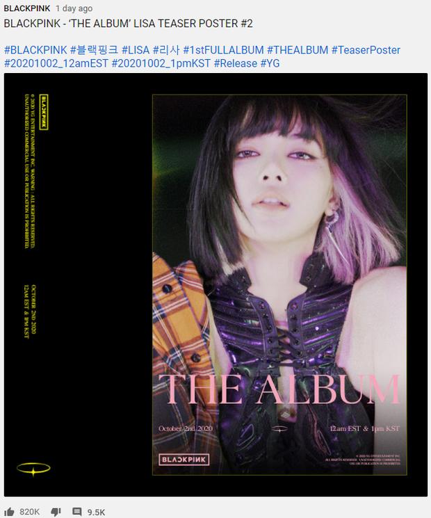 Đọ teaser cá nhân của BLACKPINK: Jennie nắm trùm lượt thích còn Jisoo thoát cảnh đội sổ, vị trí bét bảng thuộc về ai? - Ảnh 32.